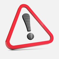Warning sign   unpaid invoices